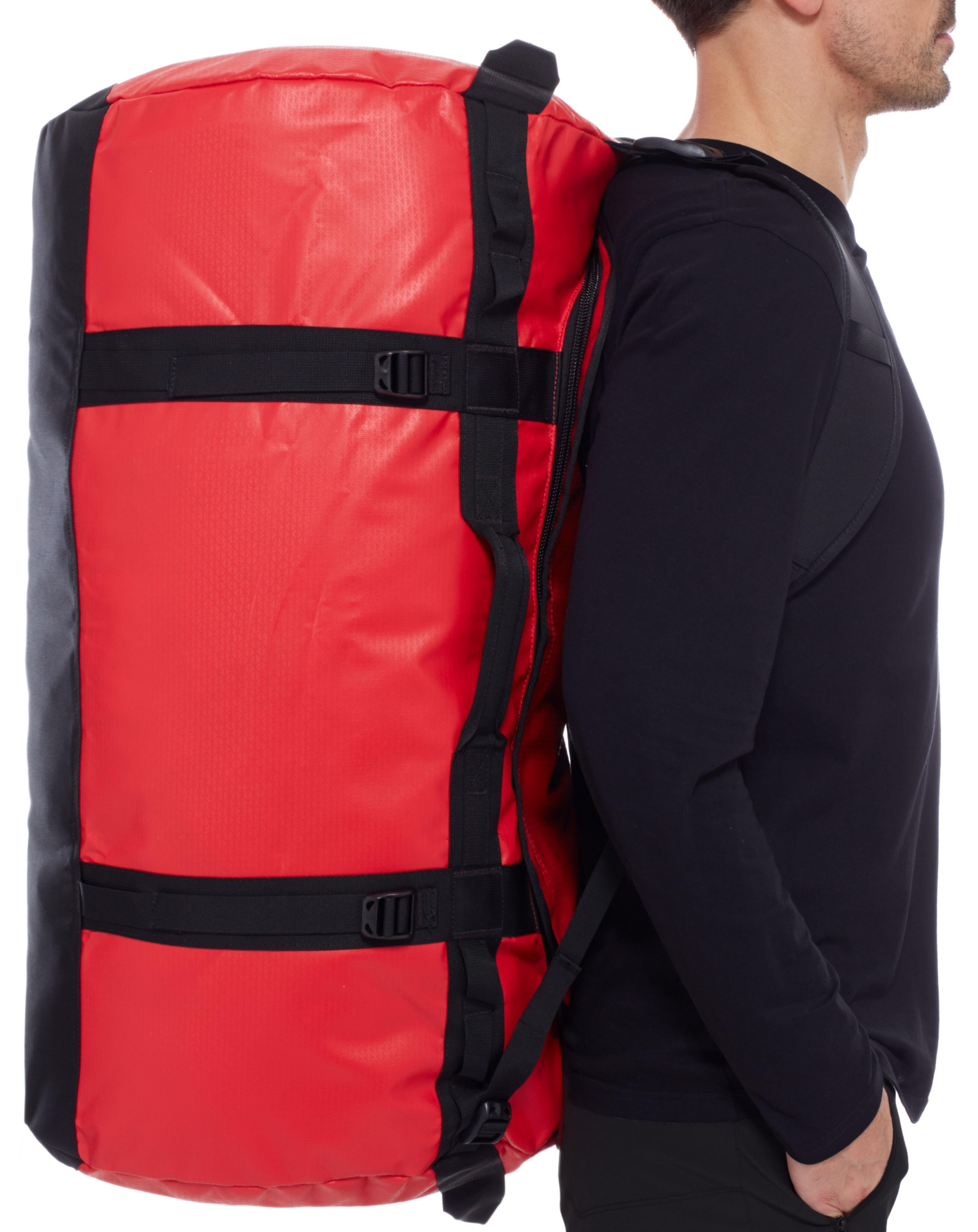 6338067d2d6899 The North Face Base Camp - Sac de voyage - XL rouge